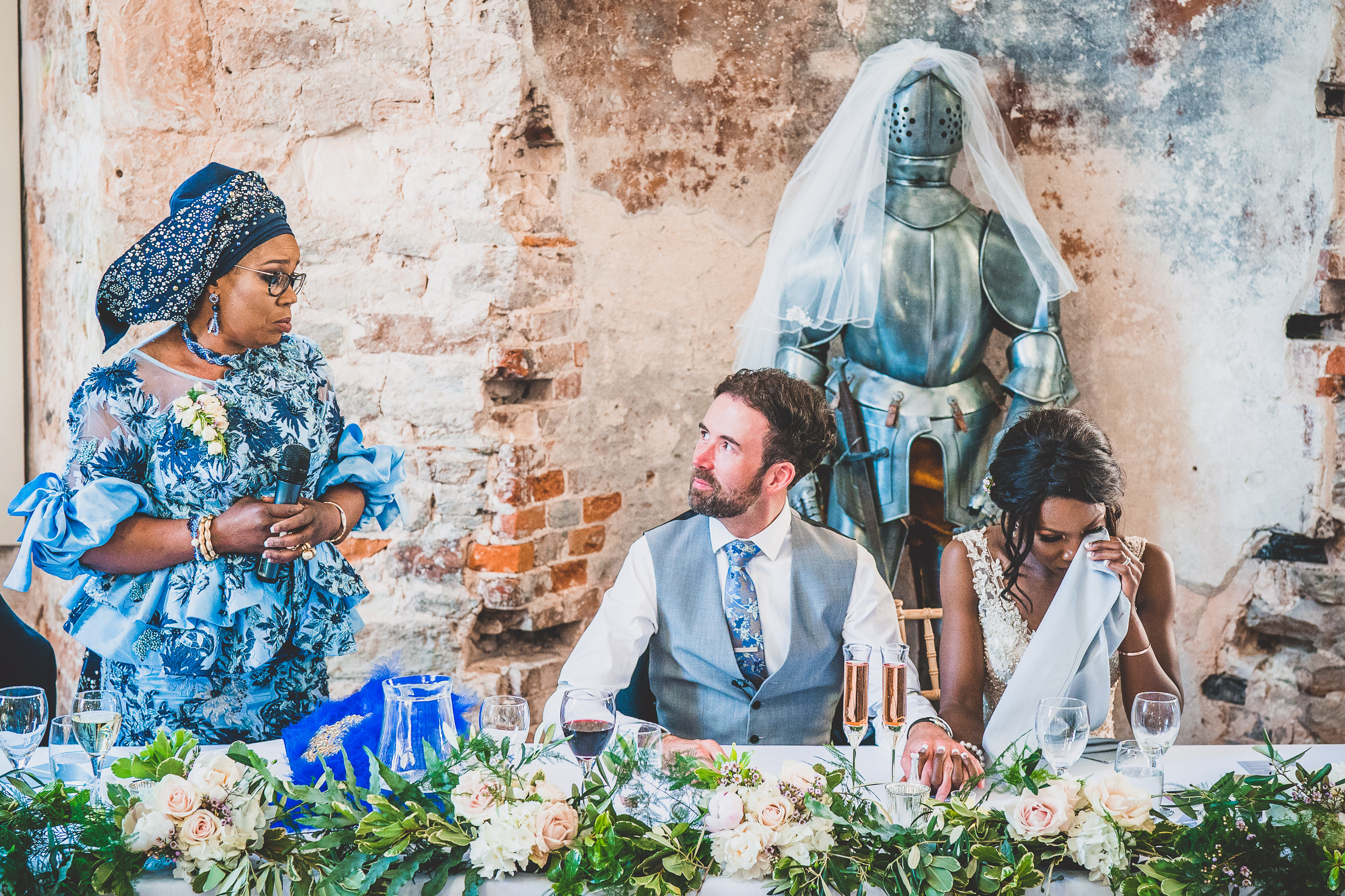 Lulworth Castle Wedding Photography | Amina & David Amina David ss 073