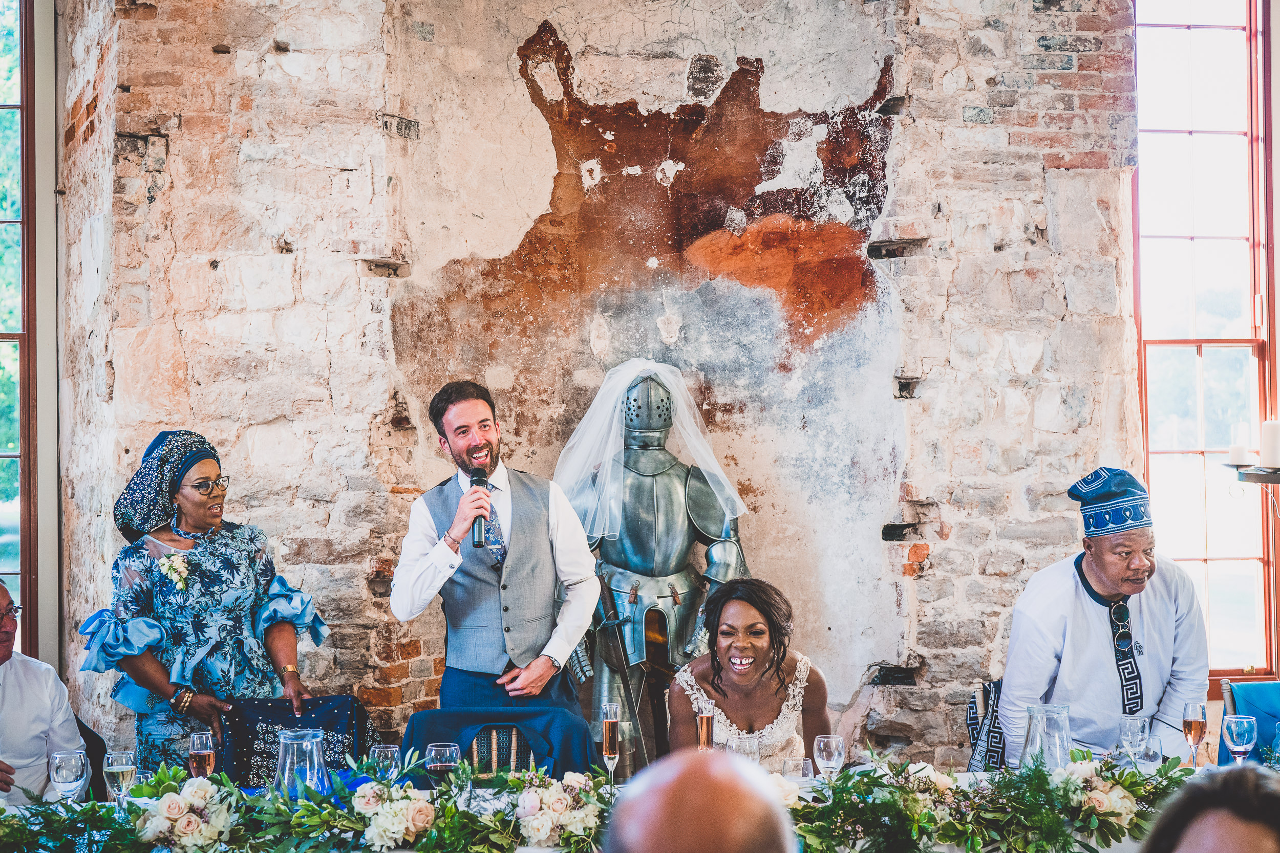 Lulworth Castle Wedding Photography | Amina & David Amina David ss 075