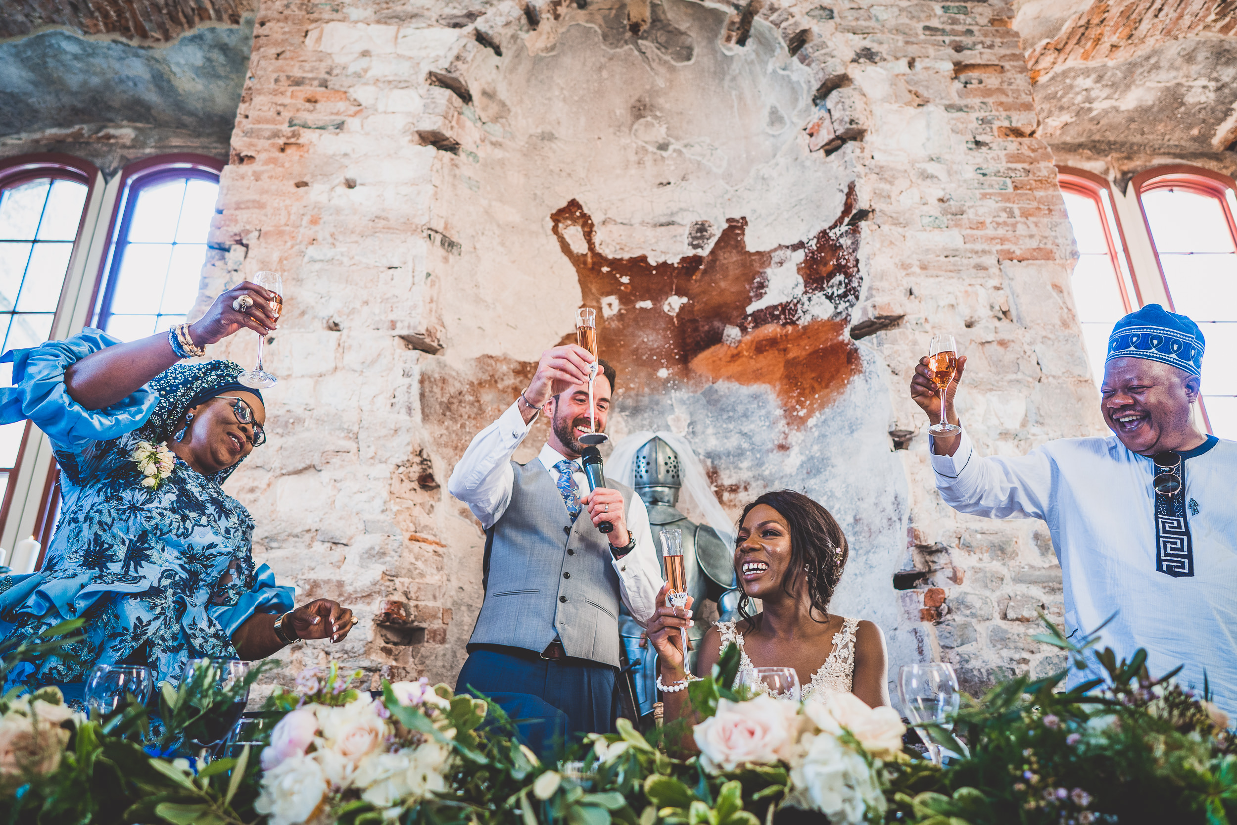 Lulworth Castle Wedding Photography | Amina & David Amina David ss 078