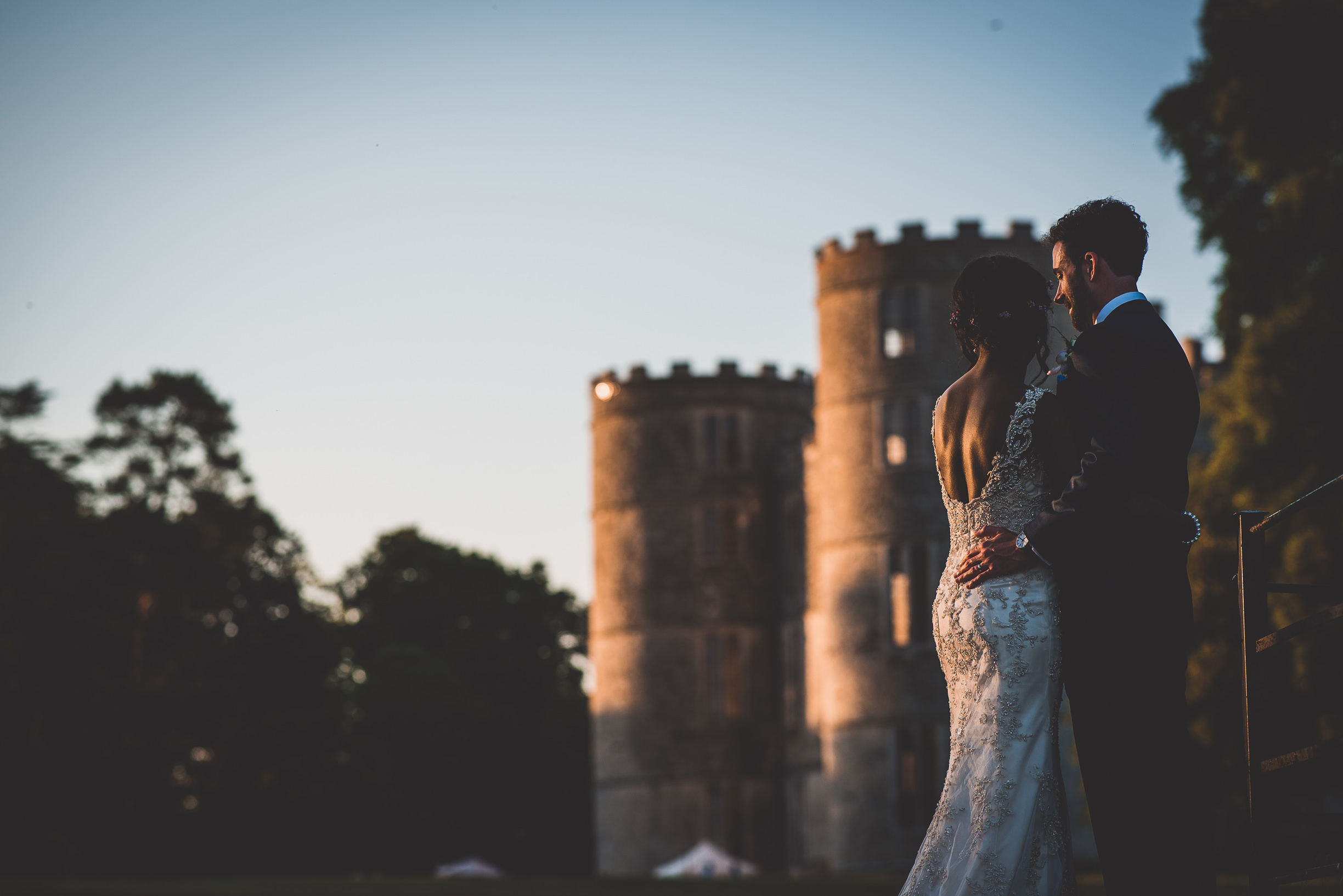 Lulworth Castle Wedding Photography | Amina & David Amina David ss 095