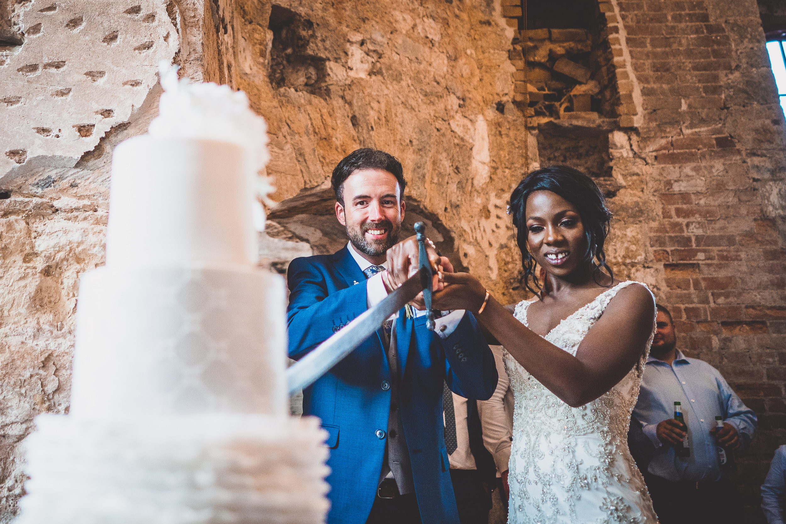 Lulworth Castle Wedding Photography | Amina & David Amina David ss 099