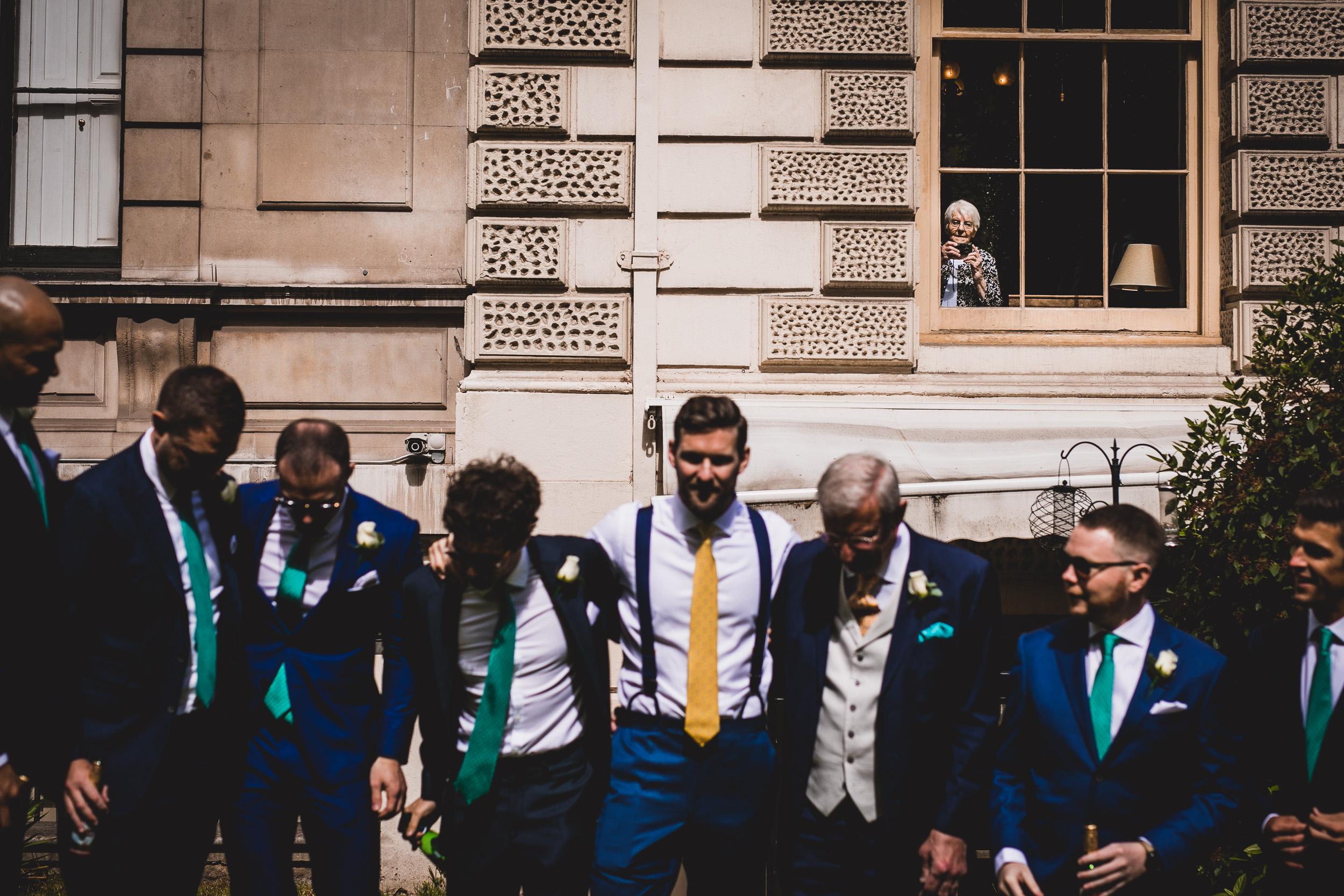 Travellers Club Wedding | Sarah & Ed The Travellers club wedding 030