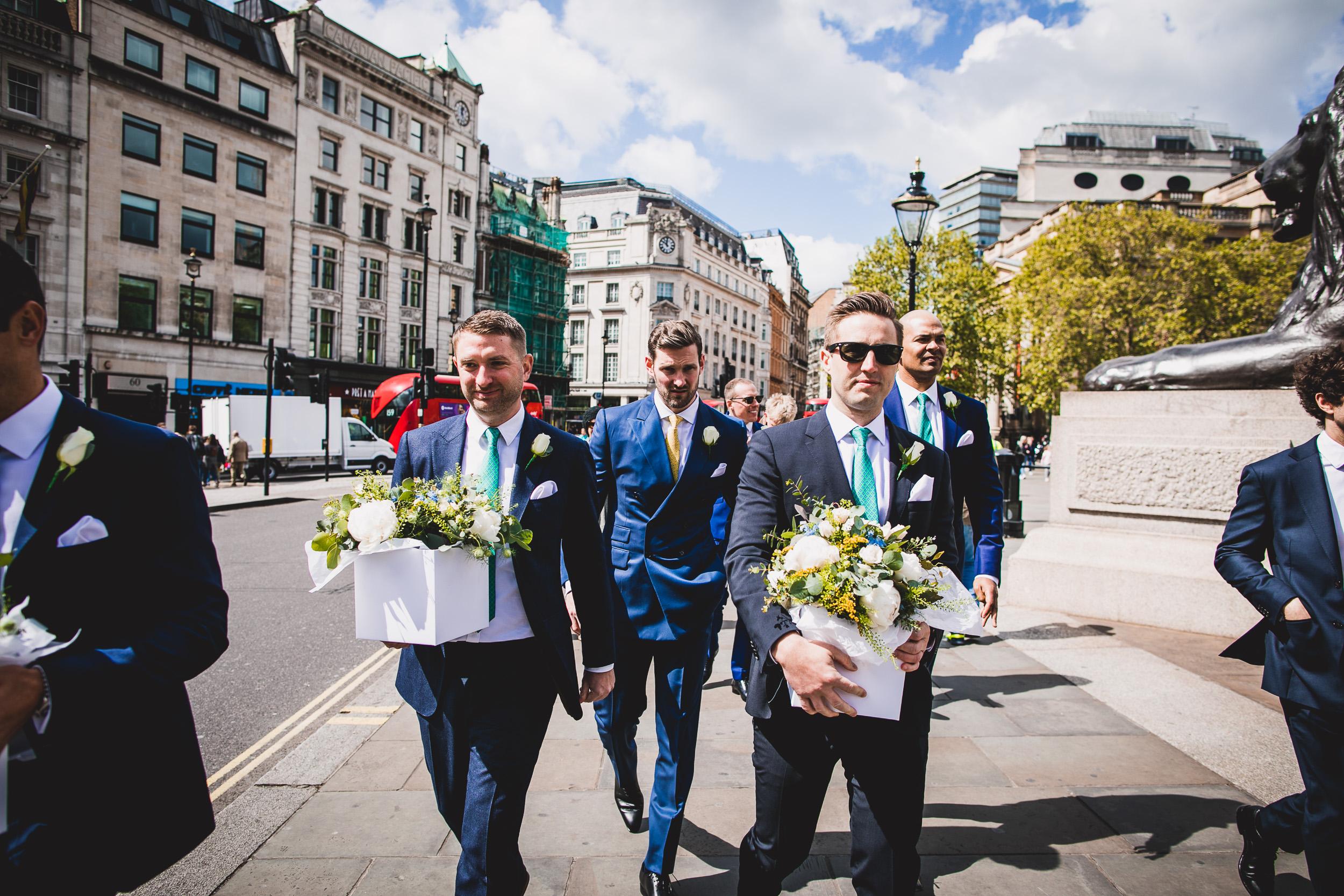 Travellers Club Wedding | Sarah & Ed The Travellers club wedding 039