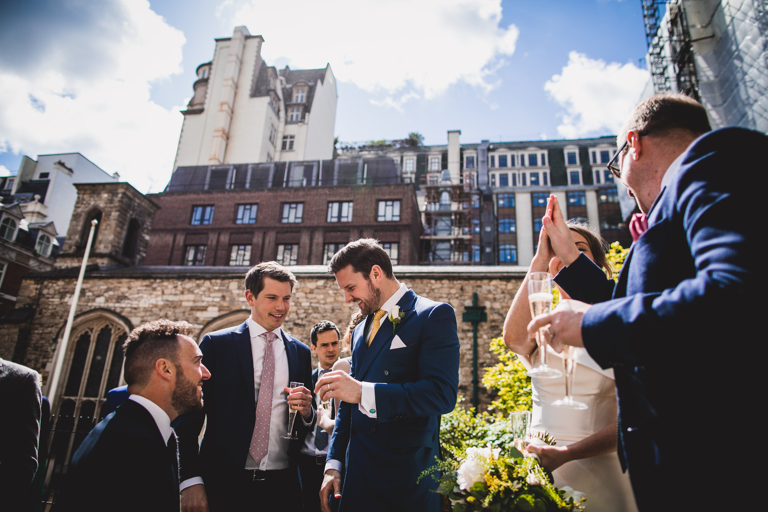Travellers Club Wedding | Sarah & Ed The Travellers club wedding 070