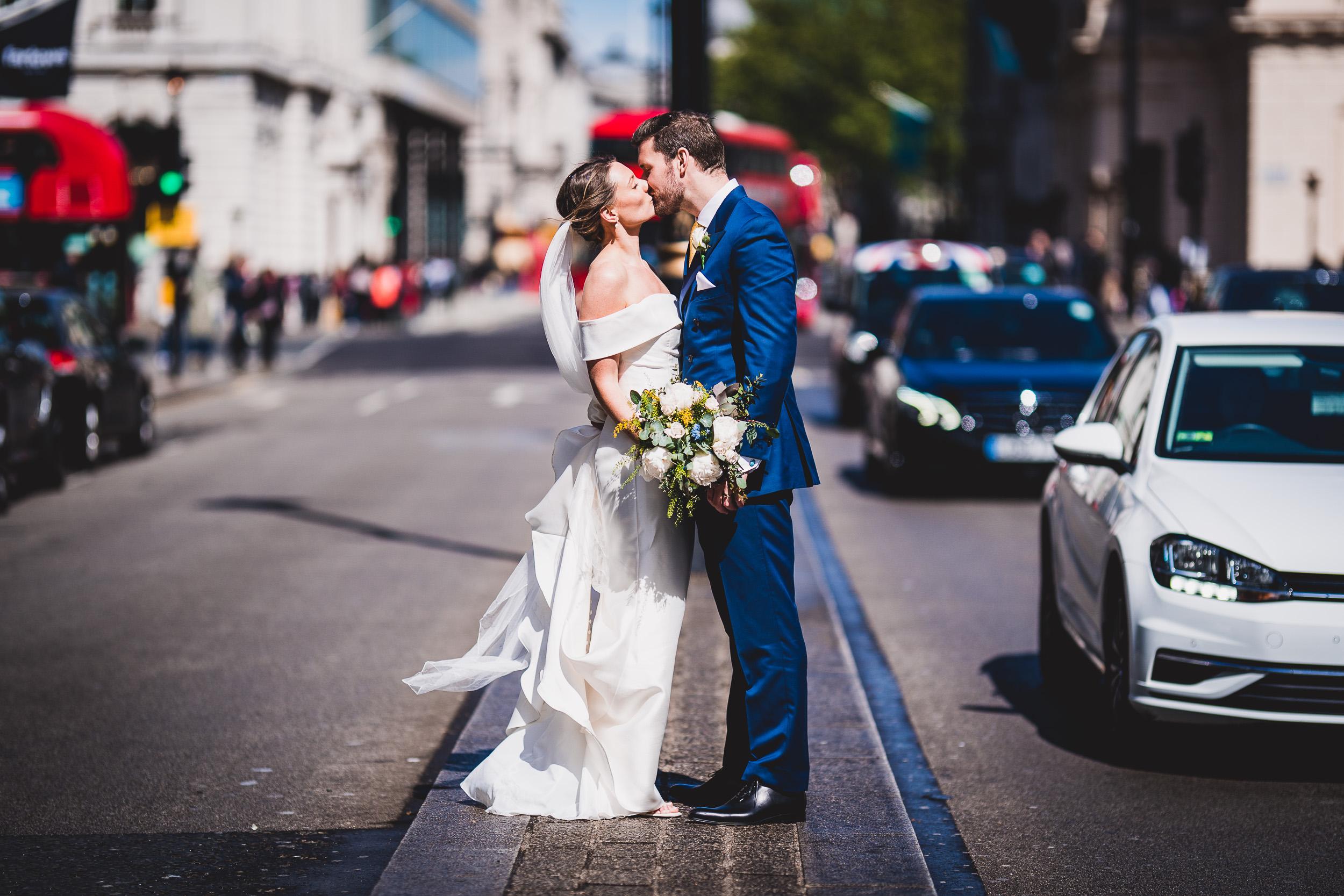 Travellers Club Wedding | Sarah & Ed The Travellers club wedding 080
